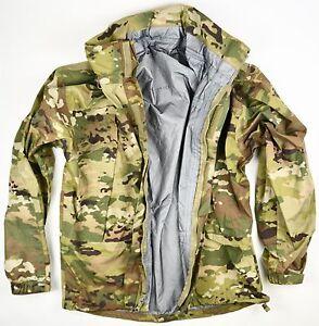 Us-Army-Ecwcs-Multicam-Gen-III-L6-Level-6-Goretex-Jacket-Small-Short