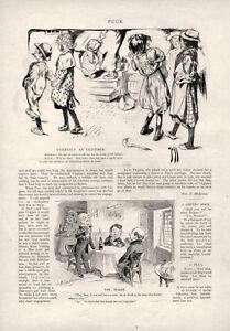 Rose O Neill Humor Satire Love 1902 Ebay