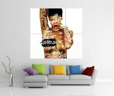 Rihanna UNAPOLOGETIC Loud 777 Giant WALL ART PICTURE PRINT POSTER H1