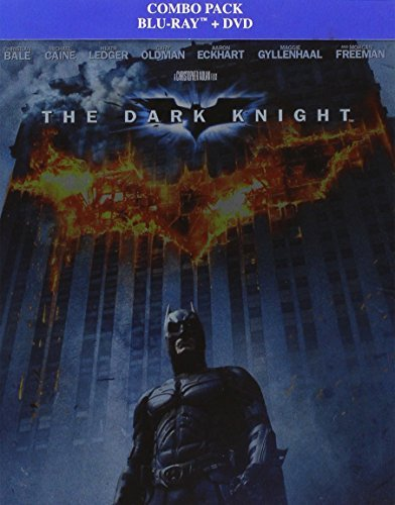 Dark Knight [ Steelbook ] [Region 2] - Dutch Import (US IMPORT) Blu-Ray NEW