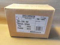 In Box Gentex Goe-pw Horn/strobe Fire Alarm Wgec24-75pww Fire Alarm Kit