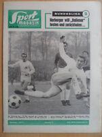 SPORT MAGAZIN KICKER 4 A - 27.1. 1964 * Köln-1860 2:2 Dortmund-Schalke 3:0