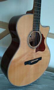 Ibanez AE255BT-NT baritone acoustic-electric guitar, near mint