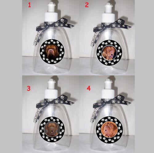 Bordeaux Dogge Dogue Seifenspender Seife Shampoo Spender Soap Dispenser BD1
