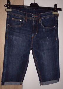 H&M Damen Jeans Bermuda, Gr. 34 - Rosenfeld, Deutschland - H&M Damen Jeans Bermuda, Gr. 34 - Rosenfeld, Deutschland