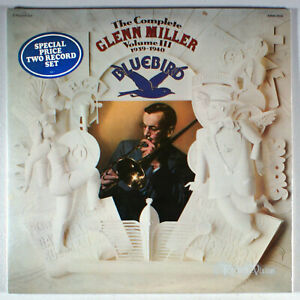 Glenn-Miller-Complete-Volume-III-1976-SEALED-2-LP-Vinyl-Best-of-3-Three