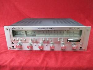 MARANTZ 2252B VINTAGE AM/FM STEREO RECEIVER SILVER FACE STEREOPHONIC
