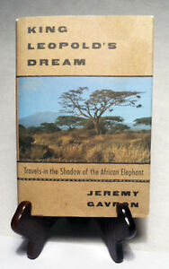 Image result for Jeremy Gavron, King Leopold's Dream: