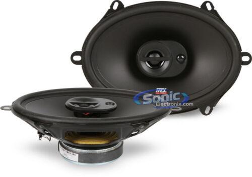 "2 PAIRS MTX TN573 Terminator Series 5/""x7/"" 110 Watts 3-way car speakers NEW"