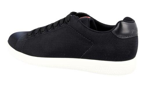 4e2988 Schuhe Schwarz Sneaker 42 42 Luxus Prada Neu 8 5 New Hwt6nqW