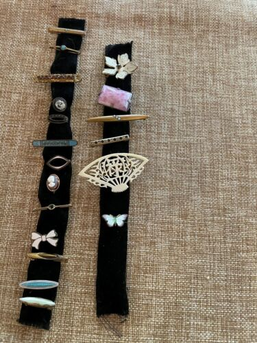 Antique Collectible Costume Jewelry