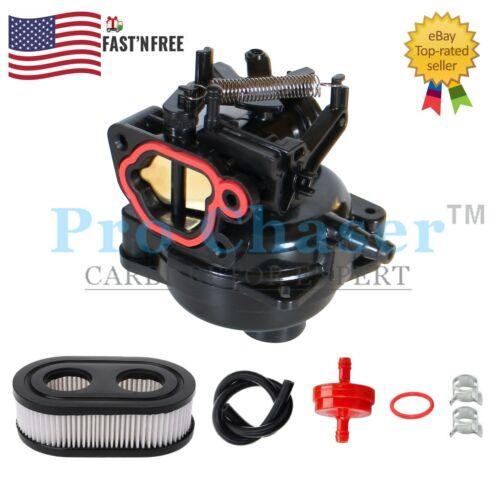 597096 Carburetor Kit For Briggs /& Stratton Engine 125P07-0036-G1 125P07-0040-F1