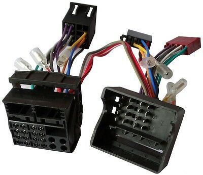 AERZETIX C/âble Faisceau Autoradio pour PARROT KML Kit Mains Libres pour auto voiture