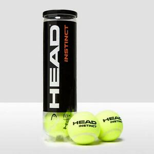 HEAD Instinct Tennis Balls 4 (575996)