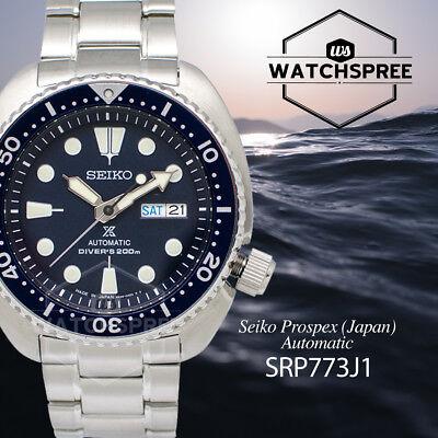 Seiko Prospex (Japan) Automatic Diver's Watch SRP773J1