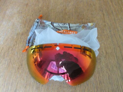 Details about  /SPY GOGGLE REPLACEMENT LENS for MARSHALL BRIGHT LIGHT BRONZE RED SPECTRA