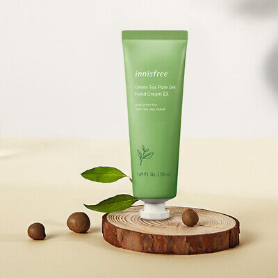 Innisfree Green Tea Pure Gel Hand Cream