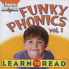 Funky Phonics: Learn to Read: Volume 1 by Ed Butts (CD-Audio, 2004)