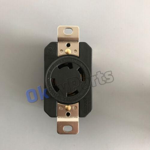 UL approuvé NEMA L14-30R 4P Twist Lock Verrouillage Receptacle Female nous Générateur