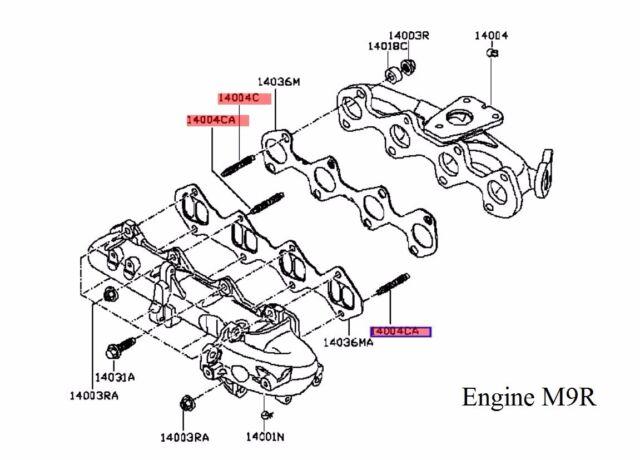 Infiniti Engine Diagram