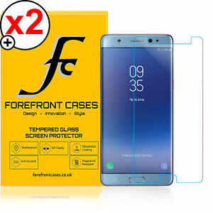 Forefront Cases 9h Hd Tempered Glass Screen Protector Samsung Galaxy