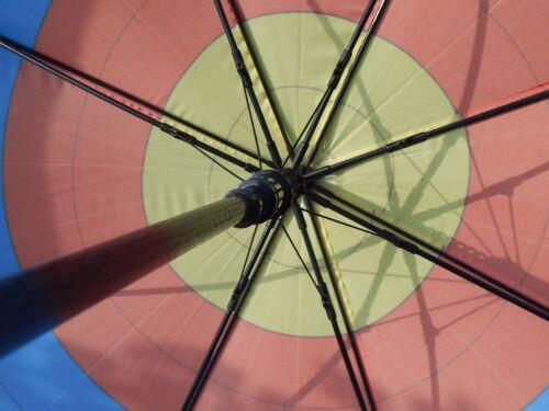 JVD Regenschirm für Bogenschiessen NEUWARE Umbrella Archery Neuware