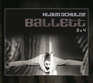 Klaus-Schulze-Ballett-3-And-4-NEW-2CD