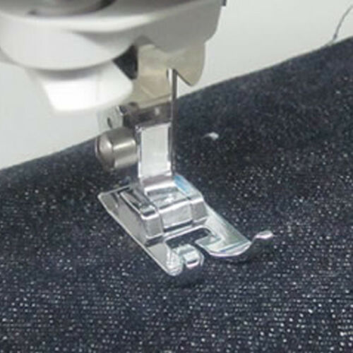 Domestic Sewing Machine Clip On Zig Zag Standard Presser Feet Foot Universal