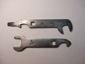 Lot of 2 Soviet  bicycle wrench, vintage , USSR