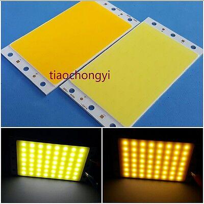 5 20 50W COB LED Square/ Strip Light Lamp Bead Chip diy DC 12/24/36V Long Life