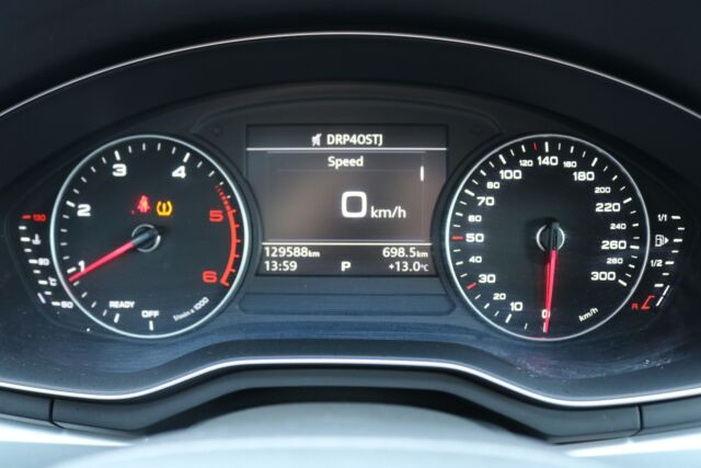 Audi A4 2,0 TDi 150 S-tr.
