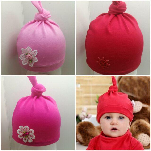 Cappello neonato/Berretto per neonato/Copricapo neonato in felpa di cotone