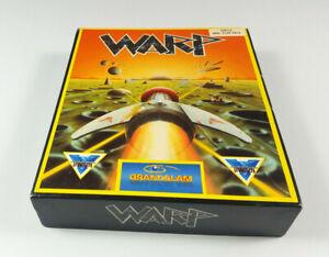WARP-Commodore-Amiga-Spiel-Big-Box-OVP-VGC-CIB-Vintage-Game-Collectible