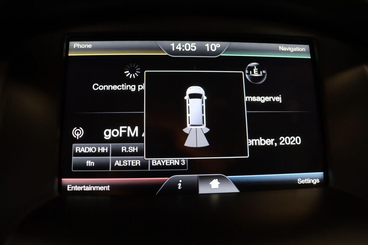 Ford Focus 1,5 TDCi 120 Business stc. aut.