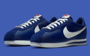 NEW Mens Sz.10 Nike Cortez Los Angeles Dodgers Edition Blue Red ...