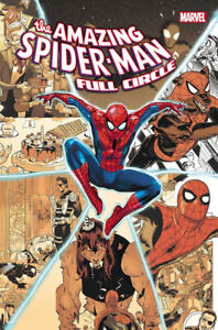 AMAZING-SPIDER-MAN-FULL-CIRCLE-1-2019-Marvel-1st-Print-NM-Bagged-amp-Boarded