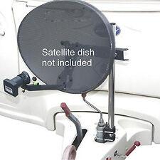 Tragbar Mast & Träger Stützrad Set -Satelliten Schüssel/Antenne Wohnmobil Zelt