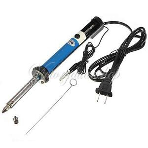 30W-220V-Solder-Desoldering-Desolder-Pump-Vacuum-Sucker-Irons-Remover-Tool-DIY