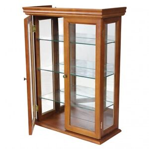 Cute Glass Door Wall Cabinet Plans Free