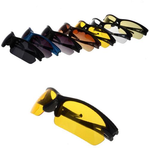 UV400 HD Night Vision Polarized Glasses Driving Sunglasses Eyewear UK SOTCK