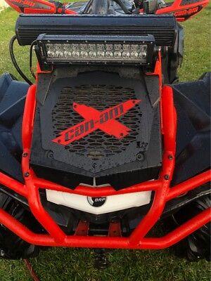 2016-2019 Can-AmOutlander MAX XMR 450 570 650 850 1000 Demon Radiator Cover