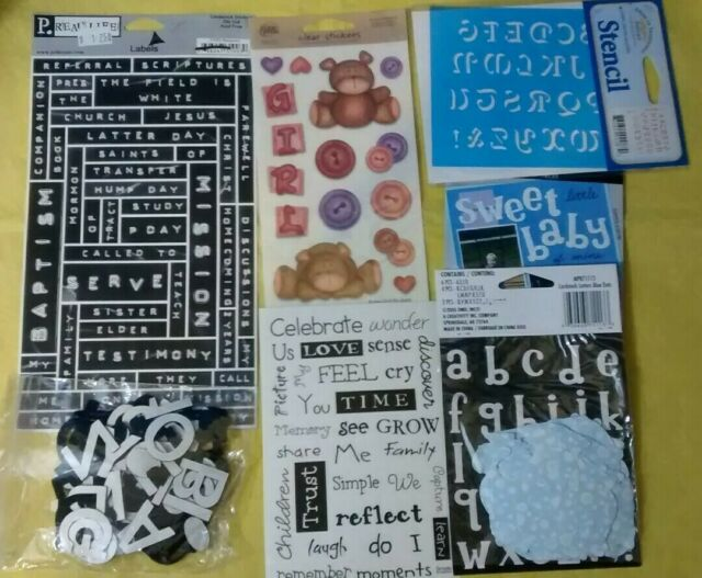 REMEMBER THIS MOMENT die cuts scrapbook cards