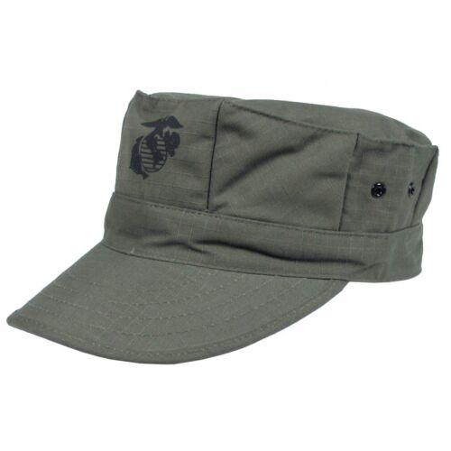 Mütze Army bedruckt Feldmütze Schildmütze NEU wählbar USMC Cap
