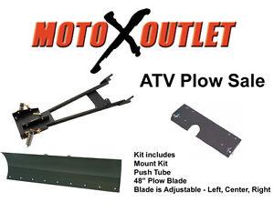 kawasaki ksf mojave 250 bayou atv snow plow snowplow kit. Black Bedroom Furniture Sets. Home Design Ideas