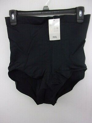 2 Pairs NWT Shapewear Made With Love 3XL Black Shaping Panty Feels Fab XXXL