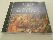 Bach Edition - Secular Cantatas BWV 204 & 208 (CD Album) Used Very Good