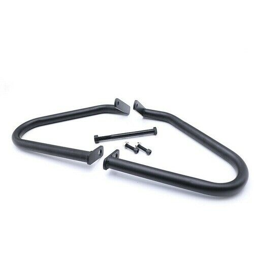 Motorcycle Black Steel Engine Guard Crash Bar For Royal Enfield Classic 500 350