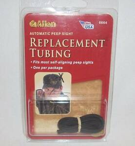 Allen Archery Automatic Peep Sight Replacement Tubing #6664