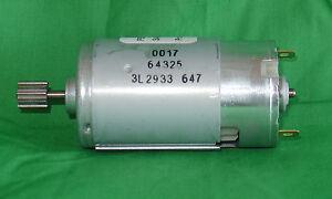 New-Peg-Perego-12-Volt-Gearbox-Motor-10-Tooth-Gator-Polaris-700-12v