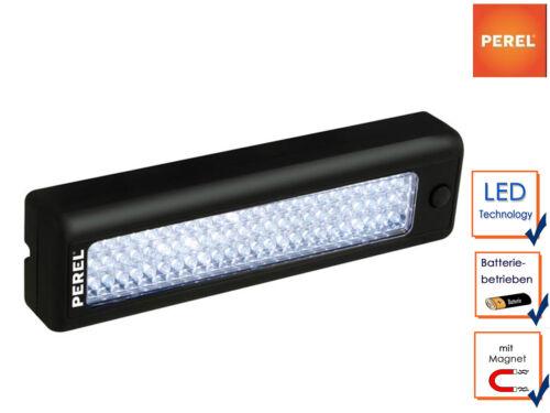 Magnet Lampe Werkstattlampe Campingleuchte Arbeitsleuchte 72 LED mit Dreh Haken